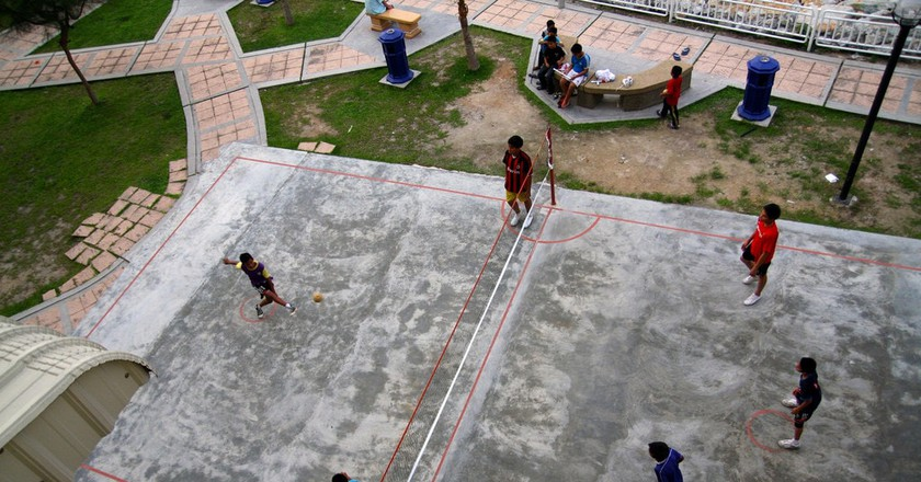 Kids playing in Malaysia | © Jan/Flickr