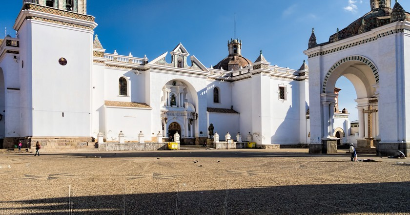 Basilica of Our Lady of Copacabana