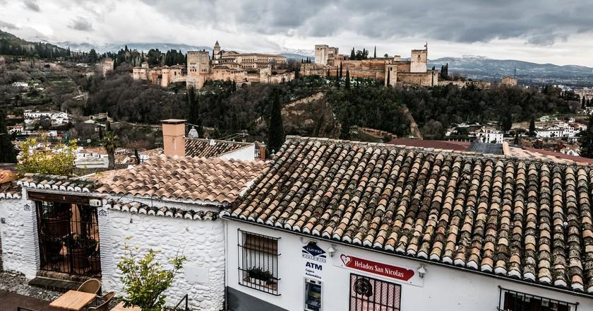 Granada, Spain | © Shadowgate  / Flickr