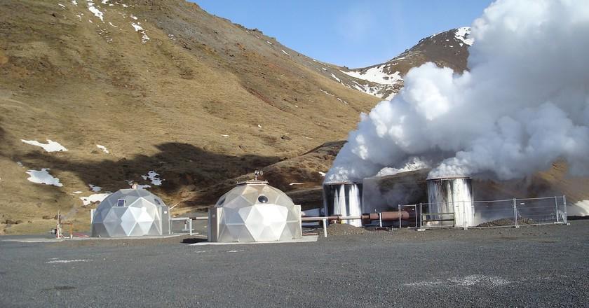 Hellisheidi Geothermal plant