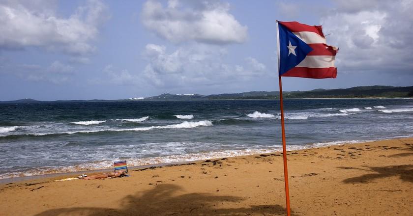 Fabulous beaches of Puerto Rico