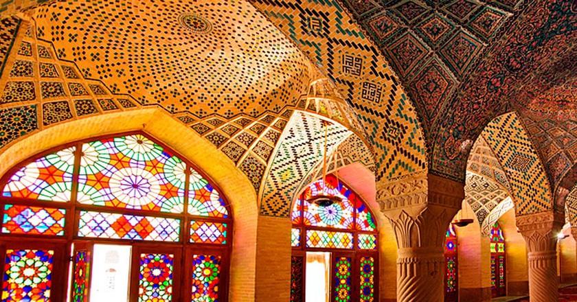 Nasir ol-Molk Mosque in Shiraz | © alisamii / Flickr