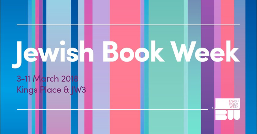 Jewish Book Week takes place from March 3rd-11th | © Jewish Book Week