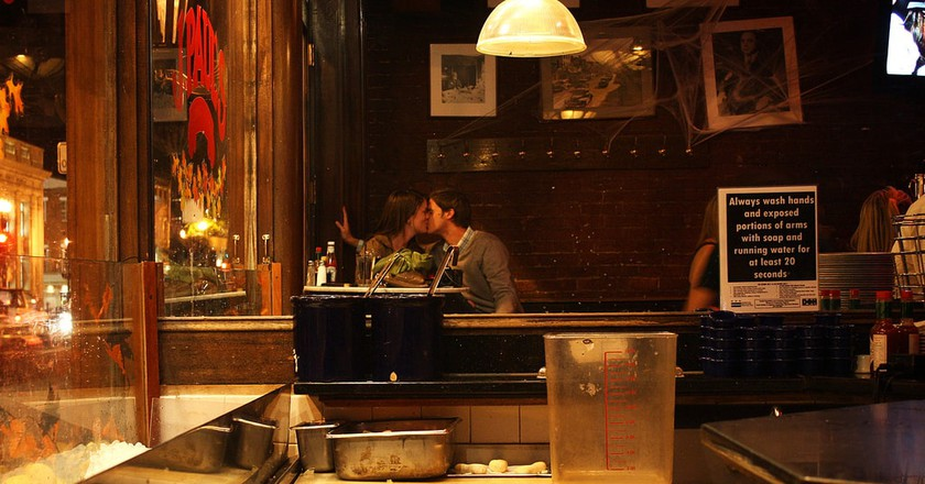 D.C. has plenty of bars and saloons for the perfect date night