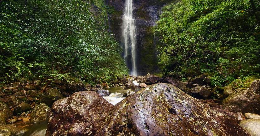 Waterfall Kaua'i