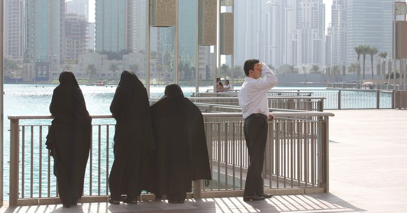 Dubai is generally safe, but its always good to be wary of tourist traps