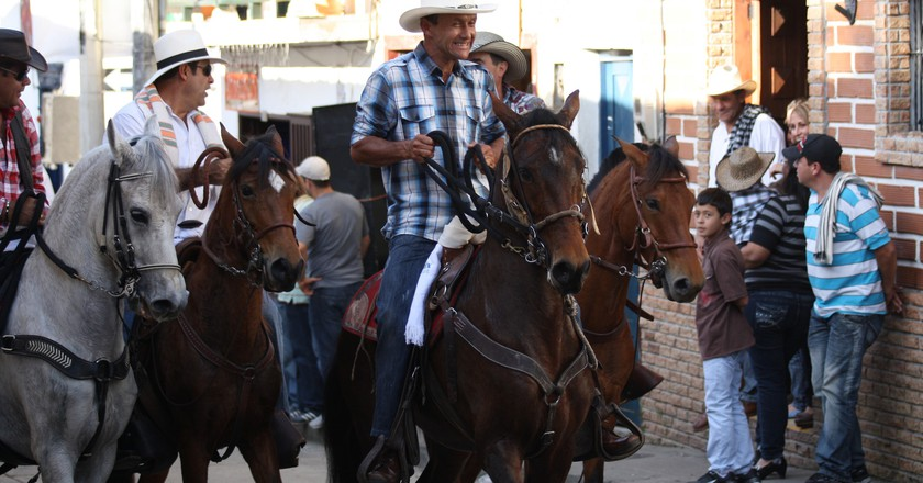 Horseriding in Colombia | © Sonia Molina / Flickr
