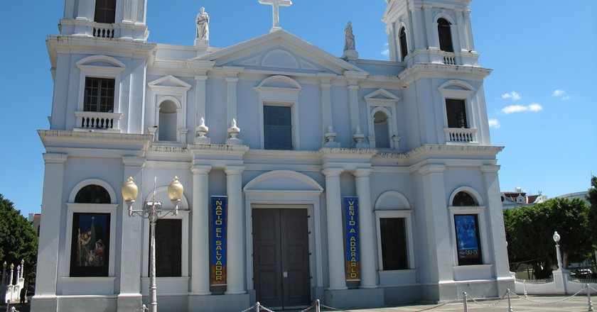 Cathedral of Our Lady of Guadalupe, Plaza Las Delicias, Ponce
