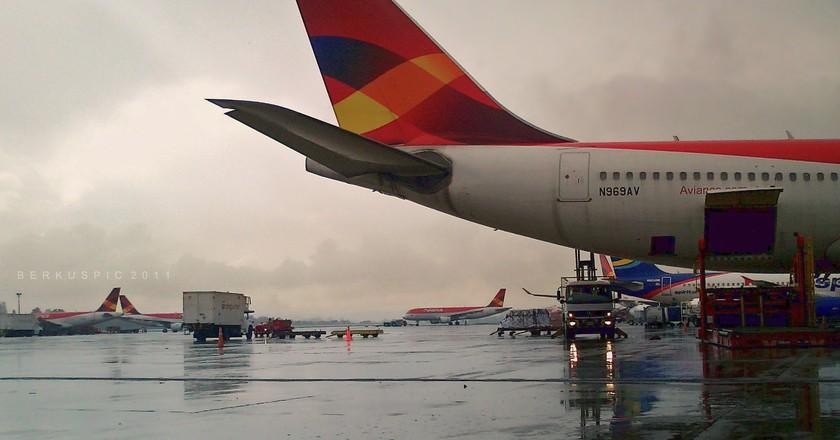 Bogotá El Dorado Airport