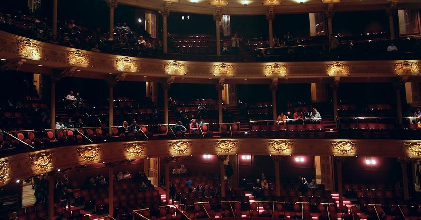 Auditorium of the Academy of Music