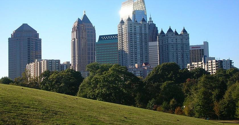 Atlanta in the spring | © Atlantacitizen / WikiCommons