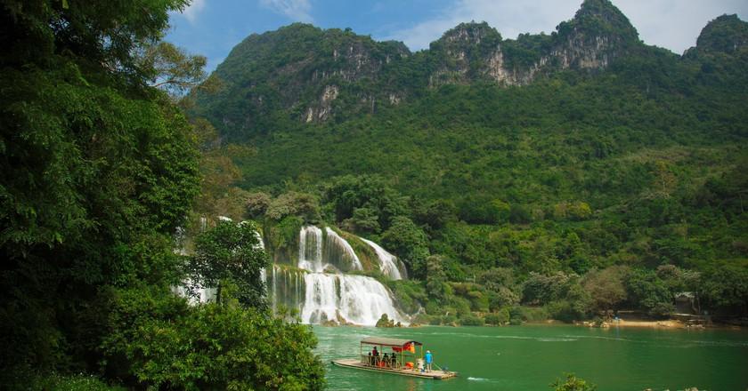 Ban Gioc Falls   © AnhTuan Le/Flickr