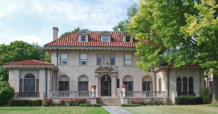 The Motown Mansion
