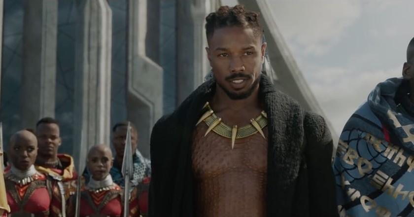 'Black Panther' | © Marvel Entertainment / YouTube