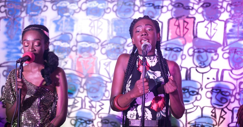 Black Girls Glow is a collective with a poetic voice