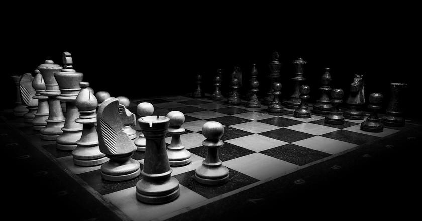 Chess board | © FelixMittermeier / Pixabay