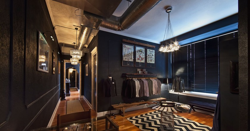 A Gentleman's Guide to Looking Good in Philadelphia, PA