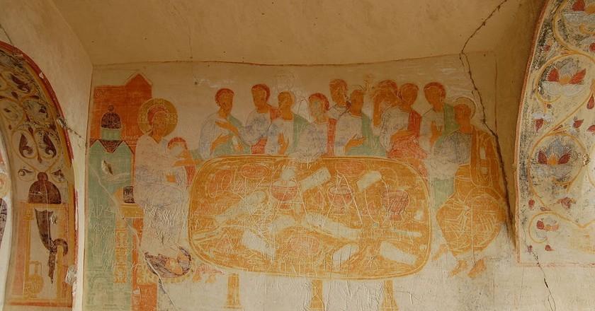 The Last Supper fresco   © Andrzej Wójtowicz / WikiCommons