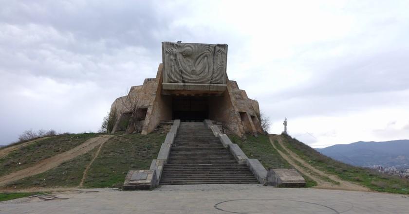 Former Archeology Museum    © Baia Dzagnidze
