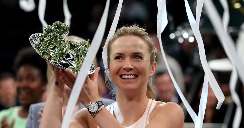 Elina Svitolina   © Elsa/Getty Images