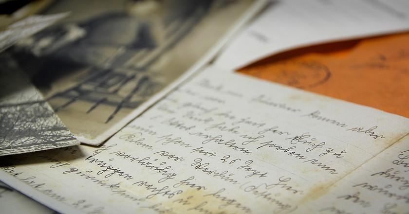 Wartime Letters   © Pixabay