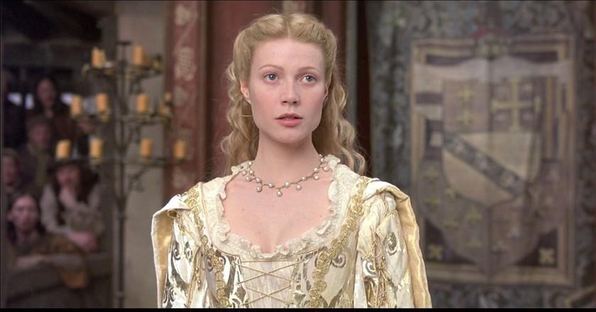 Gwyneth Paltrow in Shakespeare in Love   © The Weinstein Company