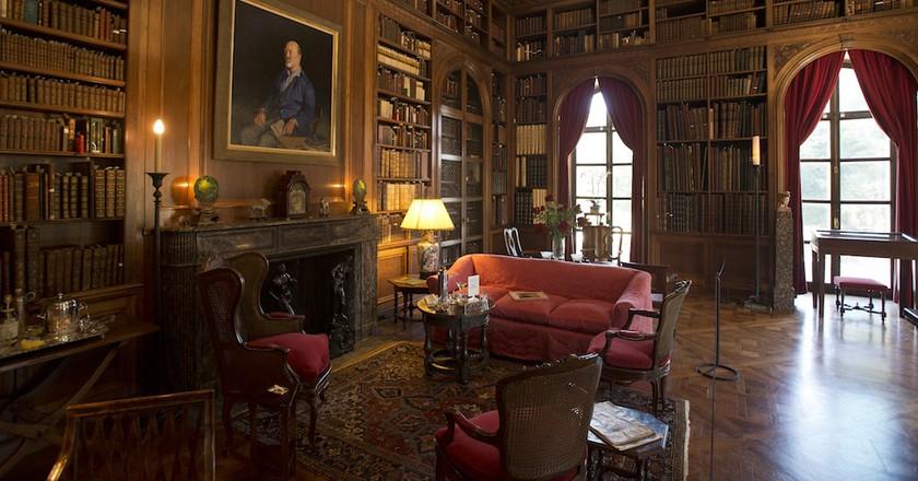 John Work Garrett Library, Evergreen Museum & Library, Baltimore, MD