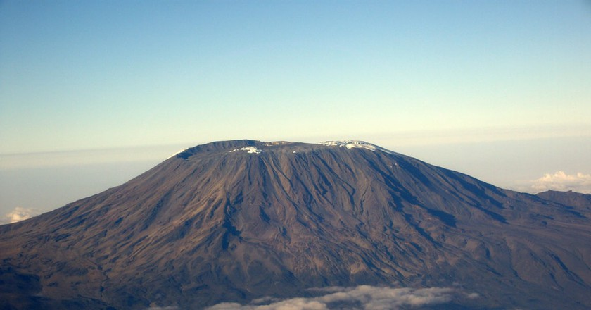 Mt. Kilimanjaro on a clear day | © Matt Kieffer / Flickr