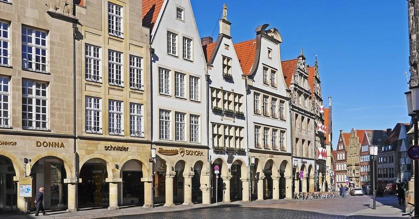 Prizipalmarkt Münster