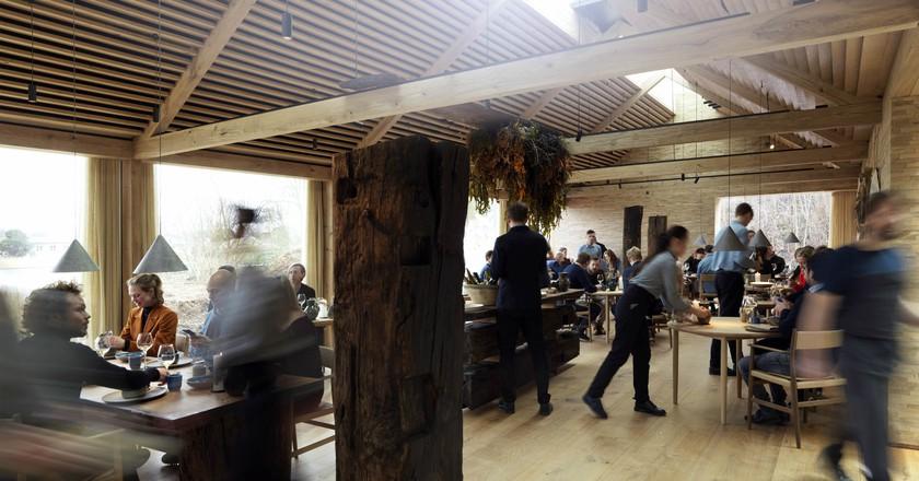 A look inside the restaurant  | © Jason Loucas / Courtesy of Noma 2.0