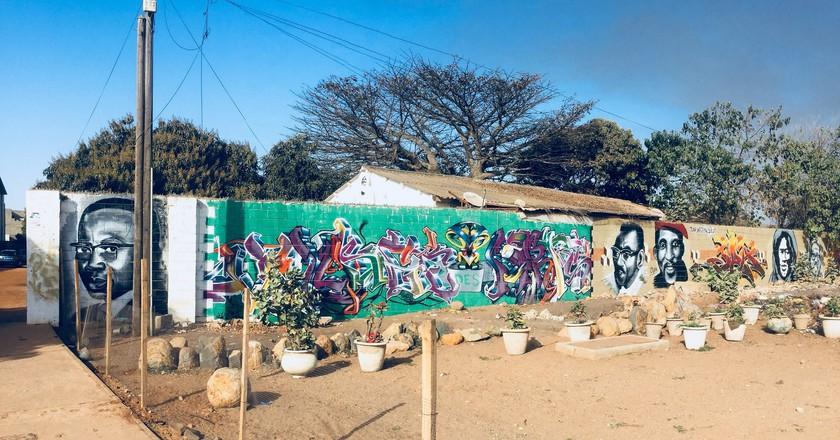 Outside graffiti | © Beetle Holloway / Culture Trip