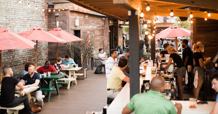 Best Rooftop Bars in and Around Hoboken, New Jersey