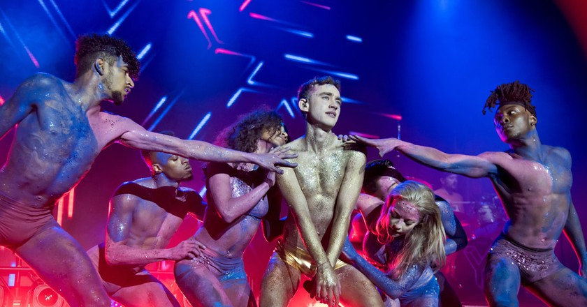 Olly Alexander fronts Years & Years