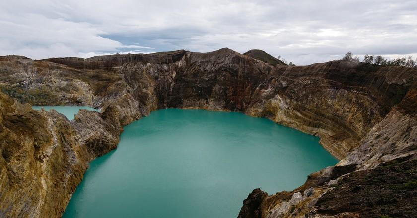 Kelimutu Lake