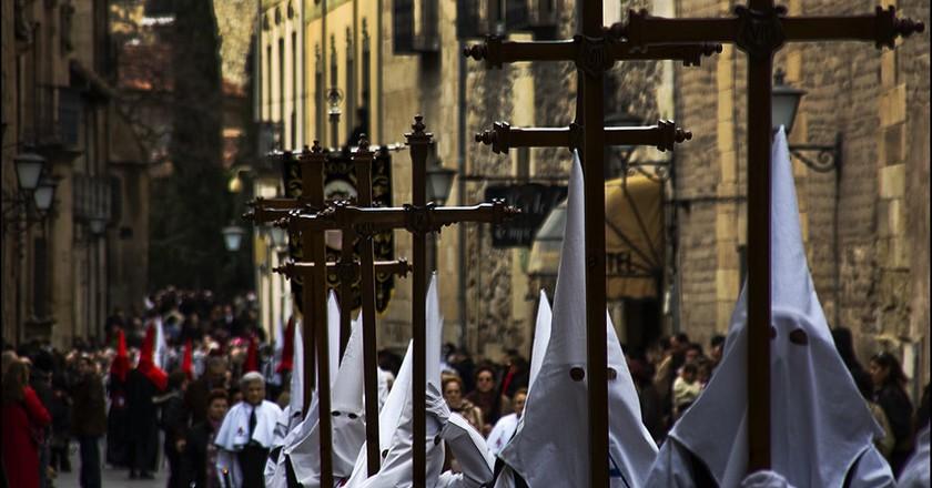 Visit Salamanca during Semana Santa