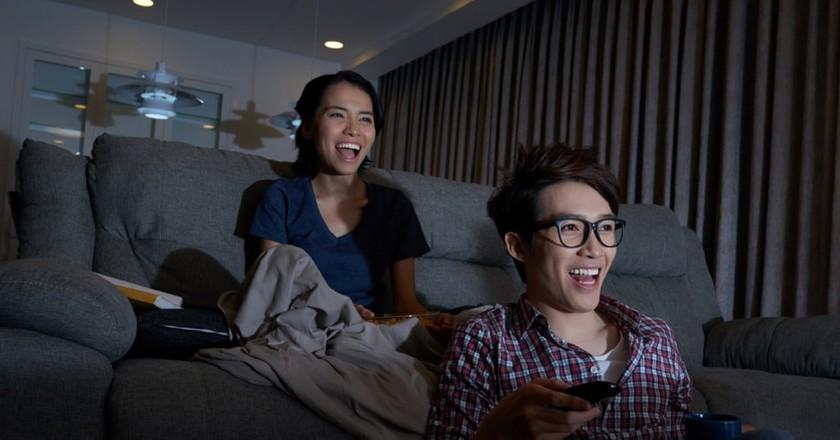 TV time in Vietnam   © Dragon Images/Shutterstock