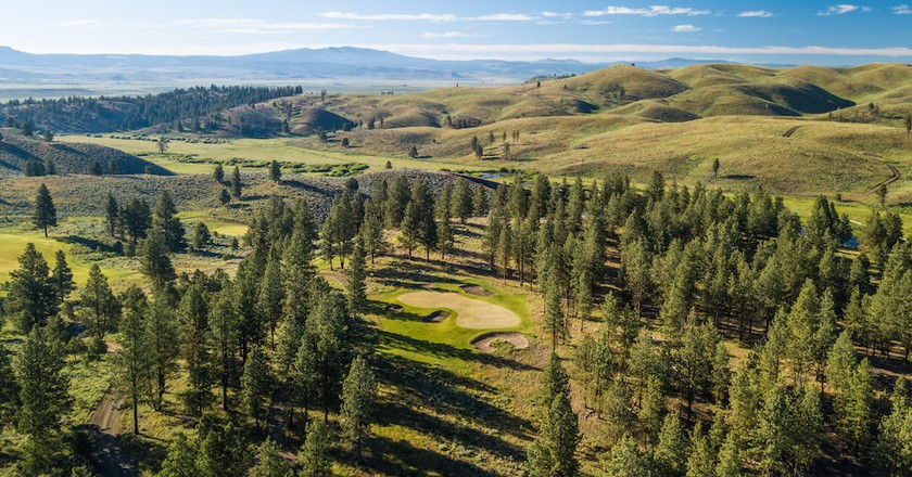 The Links at Silvies Valley Ranch is a whimsical place to play golf