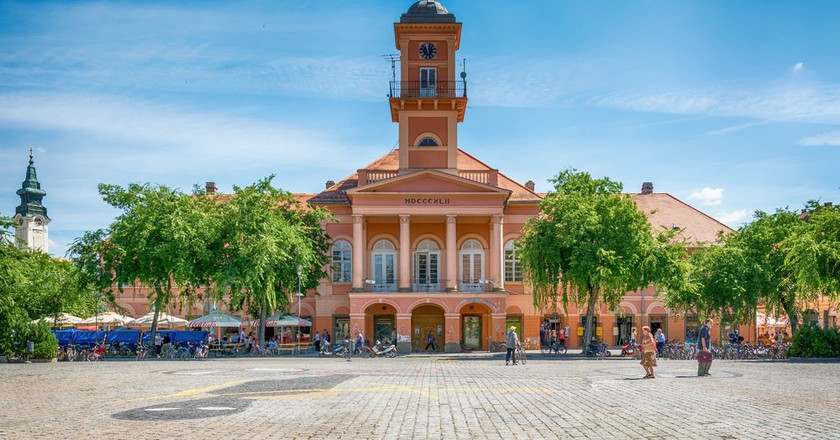 Plenty of information can be found at Sombor's Old Town Hall