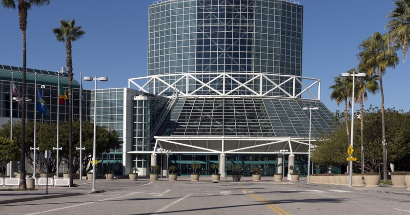 The Los Angeles Convention Center | © Carol M. Highsmith / Library of Congress / WikiCommons