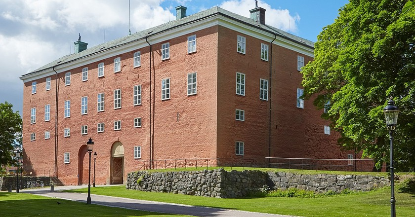 The 13th-century castle is full of history | © DoF / WikiCommons