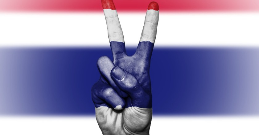 Thai flag | © Pxhere