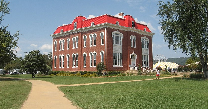The Choctaw Capitol Museum