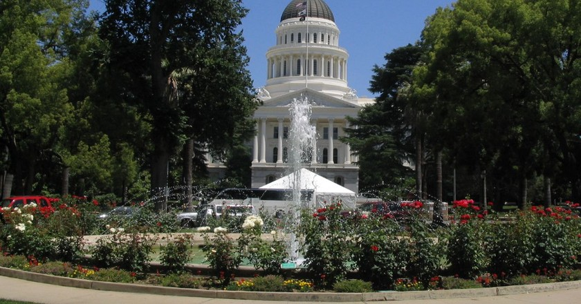 California State Capitol, Sacramento, California