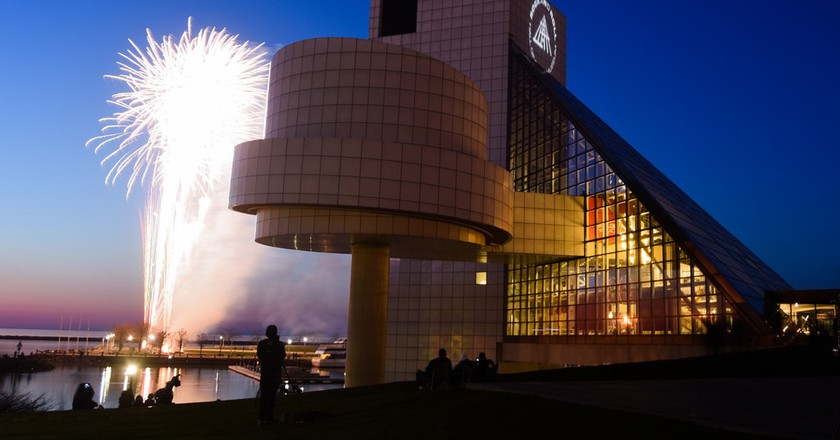The 13 Coolest Things at the Cleveland Rock and Roll Hall of Fame