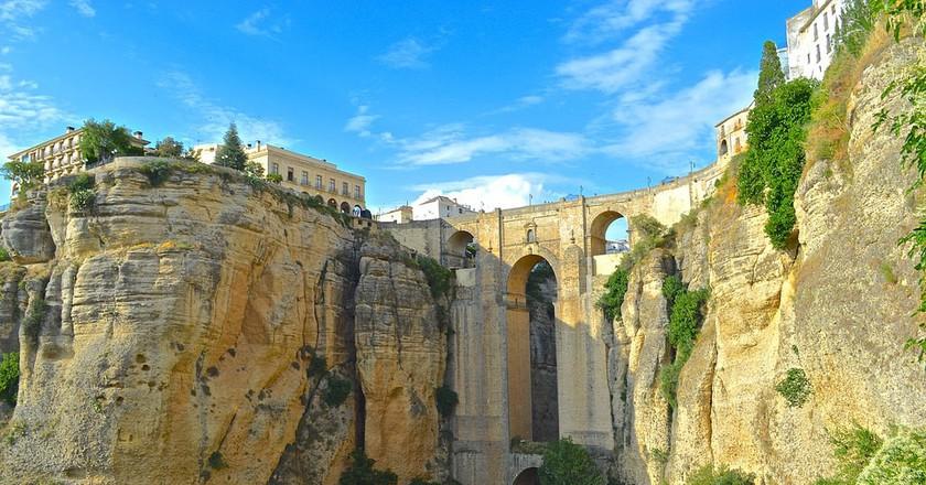Ronda's spectacular Puente Nuevo