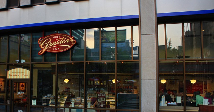 A Graeter's shop in Cincinnati