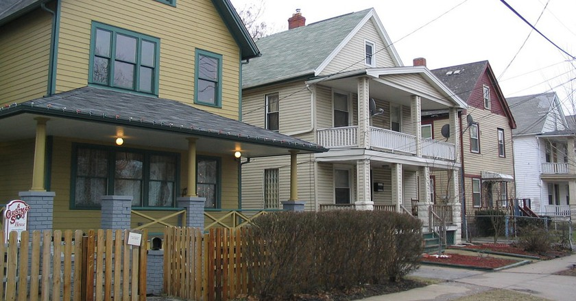 A Christmas Story House and Museum
