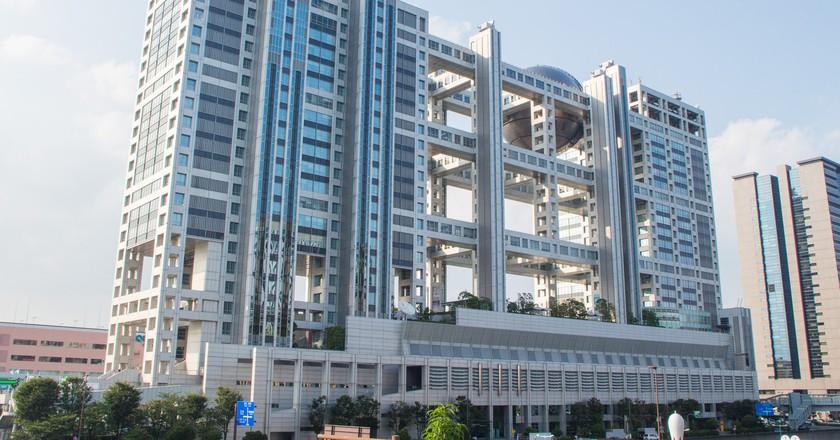 Fuji Television Headquarters Building