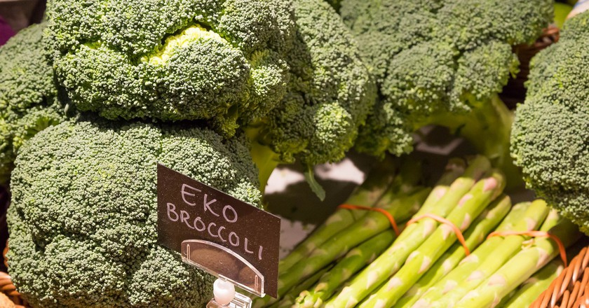 Swedes are eating more vegetarian and vegan diets | © Marco Vech / Flickr