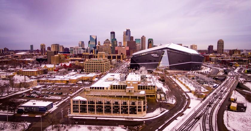 Minneapolis in winter | © Groveland Media / Flickr